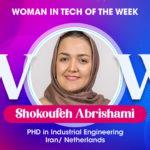 Meet Shokoufeh Abrishami