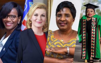 Meet World leaders in the Women in Tech 24h World Tour