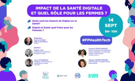 Impact de la santé digitale et quel rôle pour les femmes ?