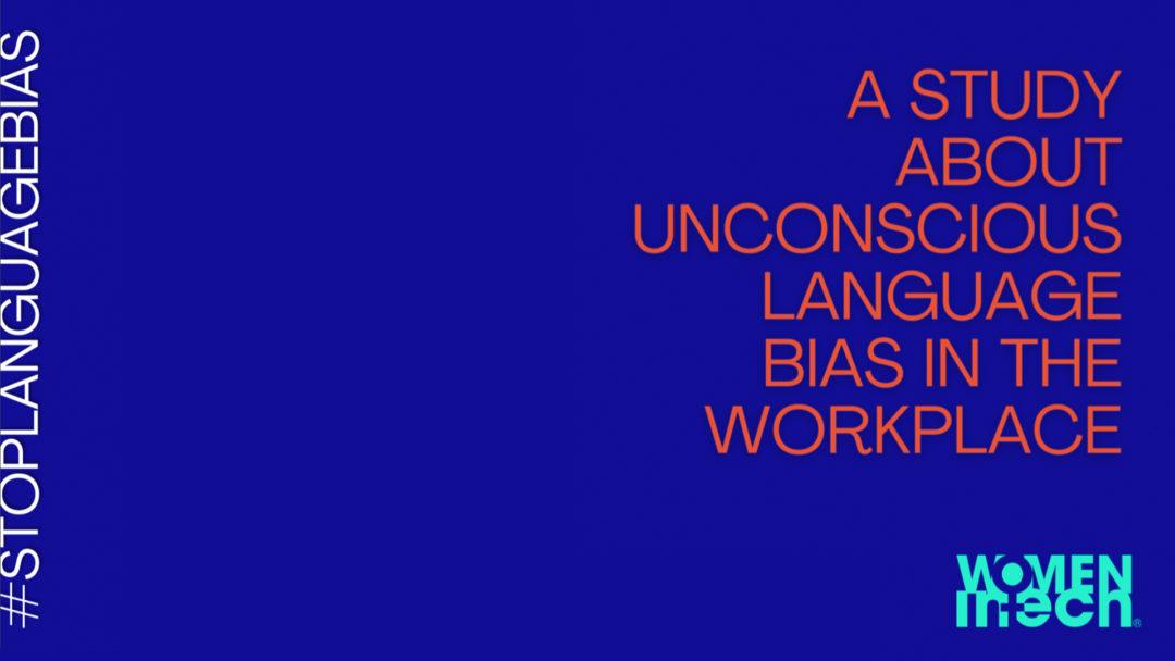 Stop Language Bias Study